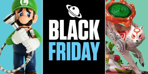 Black Friday at Things From Another World