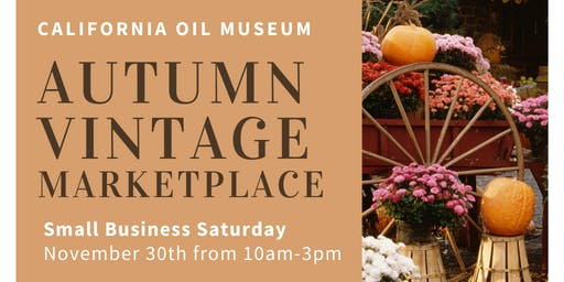 Vintage Marketplace on Small Business Saturday