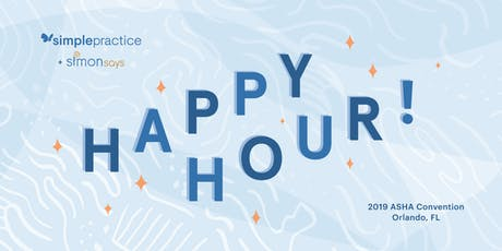 Happy Hour with SimplePractice and Simon Says tickets