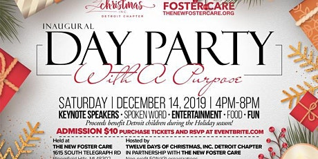 A Day Party with a Purpose tickets