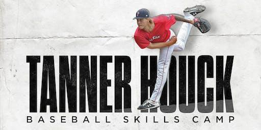 Tanner Houck's Baseball Skills Camp