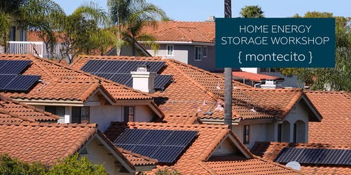 Home Energy Storage Workshop: Is battery backup right for you?