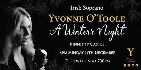 Yvonne O'Toole  'A Winter's Night' tickets