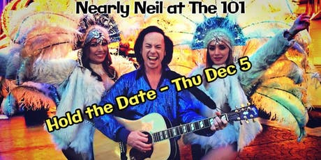 Nearly Neil at The 101 tickets