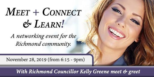 MEET + CONNECT & LEARN - Richmond Community