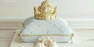 THE ROYAL FAMILY BABY SHOWER