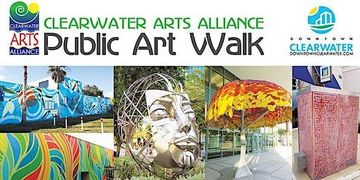 Clearwater Arts Alliance Public Art Walk