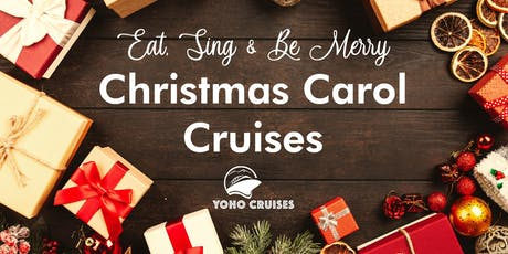 Christmas Carol Dinner Cruises tickets