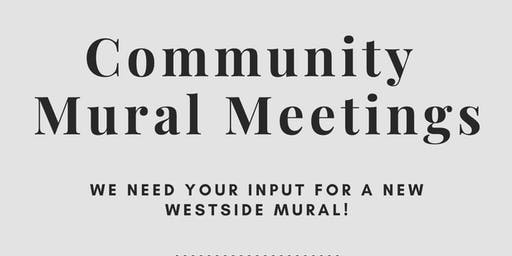 Westside Public Art Community Mural Workshop