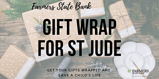 Gift Wrap for St Jude Marion West