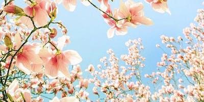 Lentehut voor vrouwen 24 april