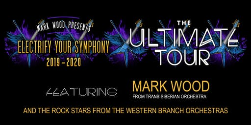 "Electrify Your Strings! ""The Ultimate Tour"" with Mark Wood"