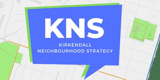 Kirkendall Neighbourhood Strategy Workshop