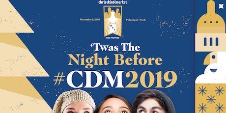 'Twas the Night Before #CDM2019 tickets