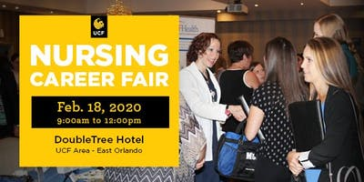 University of Central Florida, 2020 Nursing Career Fair