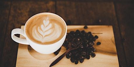 Virtual Latte Art Classes for Beginners (Saturday) tickets
