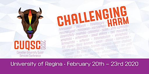 CUQSC: Canadian University Queer Services Conference