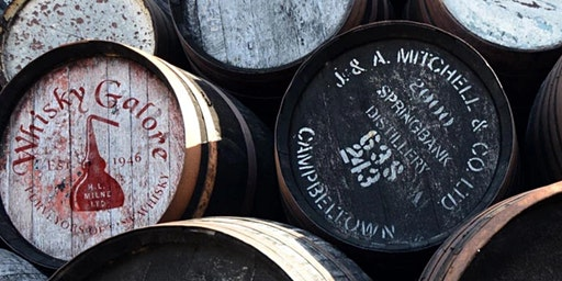 Whisky Galore Tasting & Nibbles