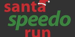 The 1 - Mile Fort Worth Santa Speedo Run