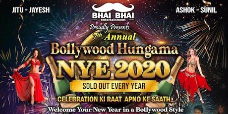 NYE 2020 Bollywood Hungama tickets