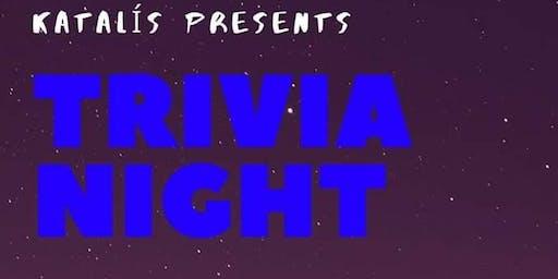 Variety Trivia Night