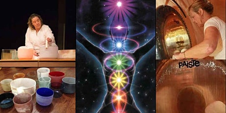 Sounds of the Chakras  Gong & Crystal Bowl Sound Healing Immersion tickets