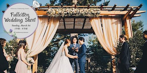 Fullerton Wedding Show 2020