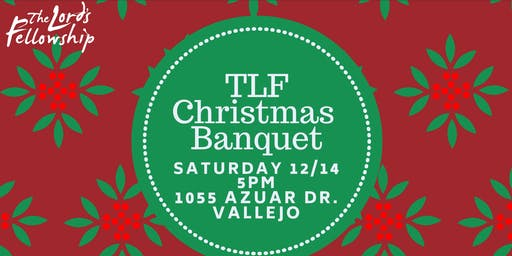 TLF Christmas Banquet