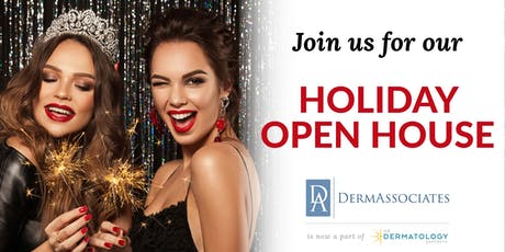Holiday Open House at DermAssociates Rockville tickets