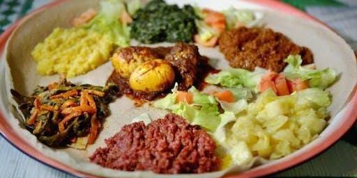 An Eritrean Dinner: Selam Fundraiser at Blue Nile Restaurant