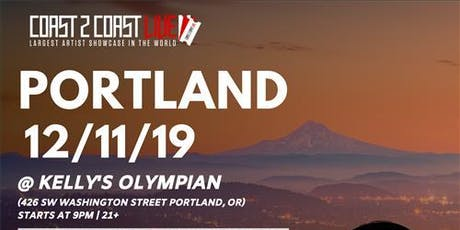 Coast 2 Coast LIVE |  Portland 12/11/19   tickets