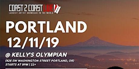 Coast 2 Coast LIVE |  Portland 12/11/19   tickets
