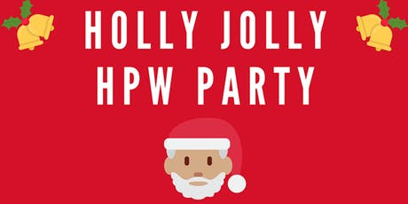 Holly Jolly HPW Party  tickets