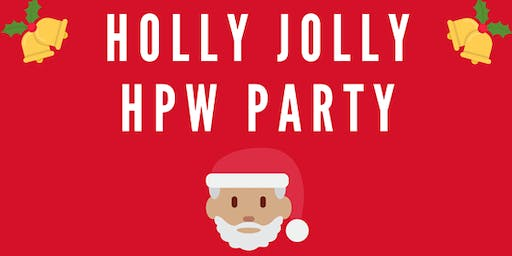 Holly Jolly HPW Party
