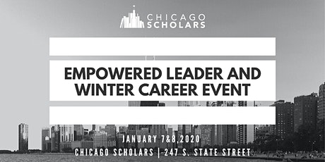 The Empowered Leader Experience and Winter Career Event tickets