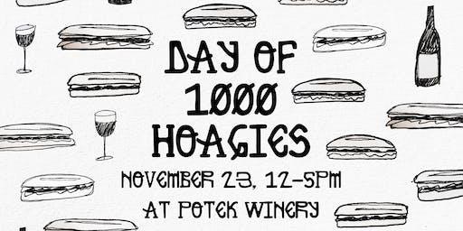 Day of 1000 Hoagies