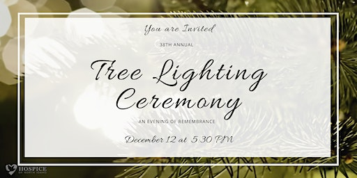 Tree Lighting Ceremony: An Evening of Remembrance