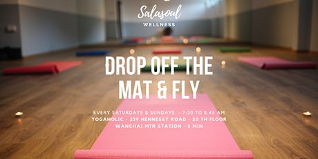 Aerial yoga for beginner ! tickets