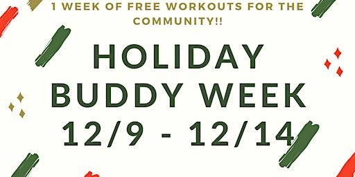 Buddy Week & Free Community Week