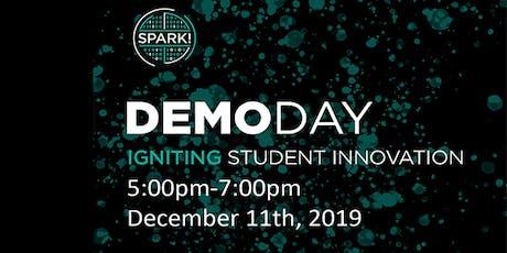 BU Spark! Demo Day! tickets