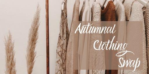 Autumnal Clothing Swap