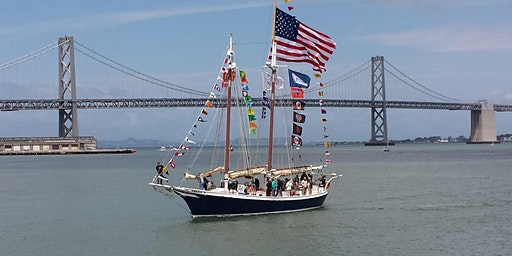 Opening Day on the Bay 2020 - Schooner Freda B