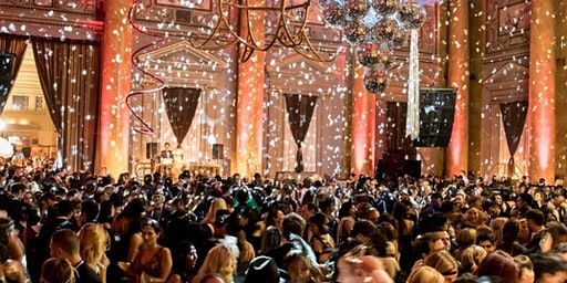 BEST NEW YEAR'S EVE 2020 HOTEL PARTIES AND GALAS