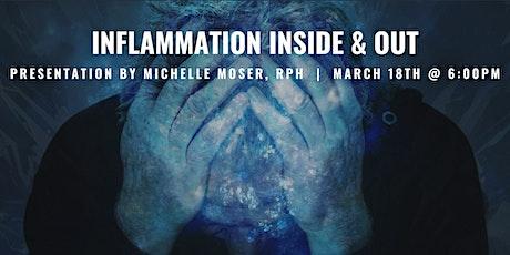 Inflammation Inside & Out Integrative Wellness Seminar tickets