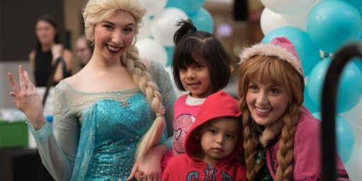 Storytime with Anna & Elsa