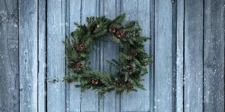 Wreath Making with Jenni tickets