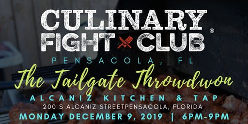 Culinary Fight Club - PENSACOLA: The Tailgate Throwdown