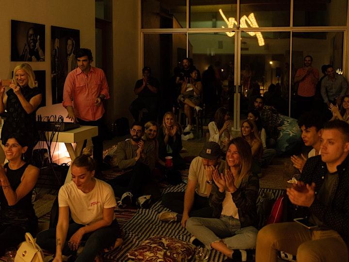 Imagen de Acoustic Sessions CDMX 2.0 @ Terraza Buena Onda