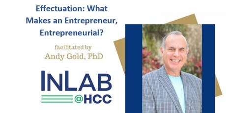 What Makes and Entrepreneur Entrepreneurial? – Learn about Effectuation tickets
