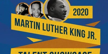 2020 Martin Luther King Day Talent Showcase tickets